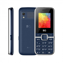 Мобильный телефон BQ BQ-1868 Art+ Синий