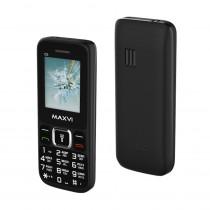 Мобильный телефон Maxvi C3i black