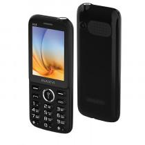 Мобильный телефон Maxvi K18 black
