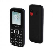 Мобильный телефон Maxvi C26 black-blue