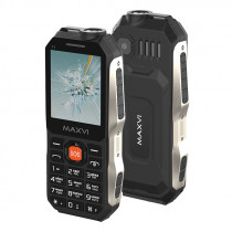 Мобильный телефон Maxvi T1 black