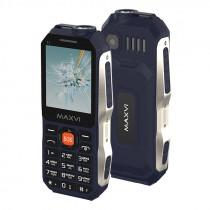 Мобильный телефон Maxvi T1 blue