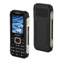 Мобильный телефон Maxvi T2 black