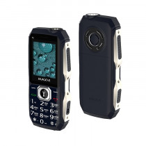 Мобильный телефон Maxvi T5 dark blue