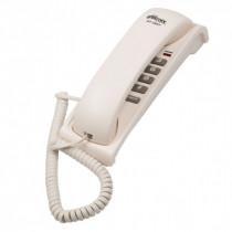 Ritmix RT-007 Проводной телефонный аппарат без дисплея  (настольный/настенный), белый