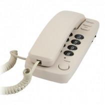 Ritmix RT-100 Проводной телефонный аппарат без дисплея (настенный), слоновая кость