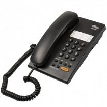 Ritmix RT-330 Проводной телефонный аппарат без дисплея  (настольный/настенный), чёрный