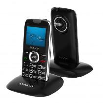 Мобильный телефон Maxvi B10 black