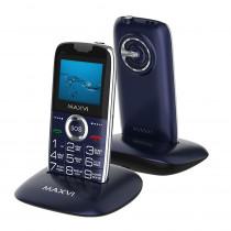 Мобильный телефон Maxvi B10 blue
