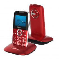 Мобильный телефон Maxvi B10 red