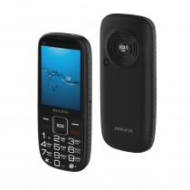 Мобильный телефон Maxvi B9 black