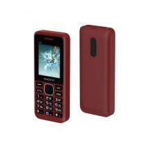 Мобильный телефон Maxvi C20 wine red