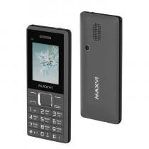 Мобильный телефон Maxvi C9i grey-black