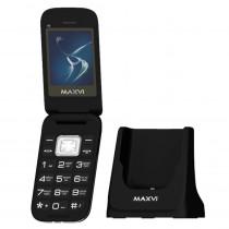 Мобильный телефон Maxvi E5 black