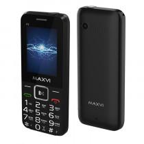 Мобильный телефон Maxvi P2 black