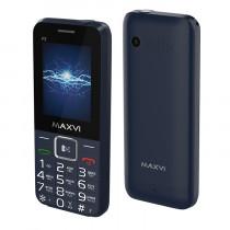 Мобильный телефон Maxvi P2 blue