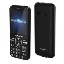 Мобильный телефон Maxvi P3 black