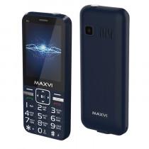 Мобильный телефон Maxvi P3 blue