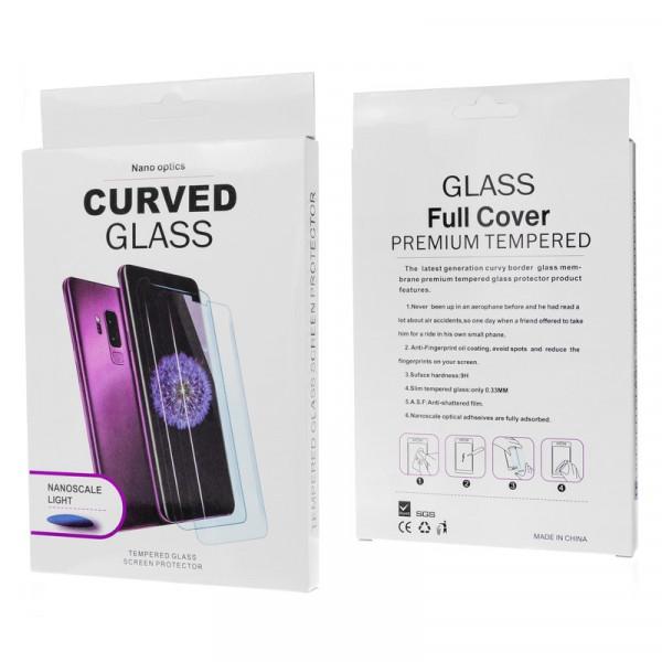 Стекло защитное Xiaomi Mi Note 10 CURVED UV GLASS