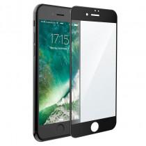 Стекло защитное iPhone  6 Plus 6D (в тех.упаковке), чёрное