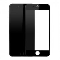 Стекло защитное iPhone  6 Plus / 6S Plus 5D (в тех.упаковке), чёрное