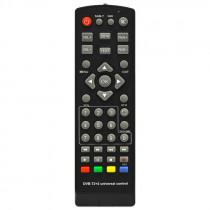 Пульт ClickPdu для приставок DVB-T2+2 ver.2020 универсальный