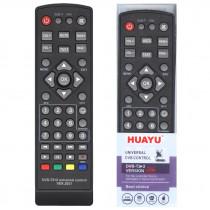 Пульт Huayu для приставок DVB-T2+2! ver.2021 универсальный для разных моделей DVB-T2