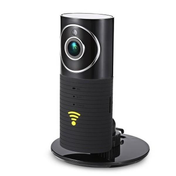 IP WI-FI Smart Camera-Panorama LACITE LC-133 180°, чёрный