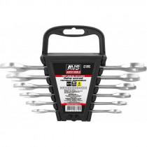 Набор ключей AVS K1N6P гаечные, рожковые, 6 предметов, (8-19 мм), на держателе