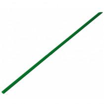 Термоусаживаемая трубка 10/5, 1 м, зелёная (SBE-HST-10-g)