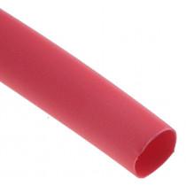 Термоусаживаемая трубка 10/5, 1 м, красная (SBE-HST-10-r)