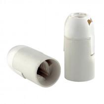 Патрон SmartBuy Е14 пластиковый подвесной, термостойкий пластик, белый (SBE-LHP-s-E14)