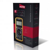 Мультиметр Smartbuy tools DT9201A, противоударный, многофункциональный