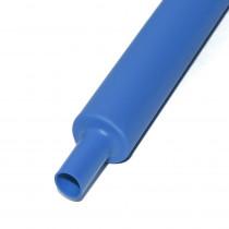 Термоусаживаемая трубка 10/5, 1 м, синяя (SBE-HST-10-db)