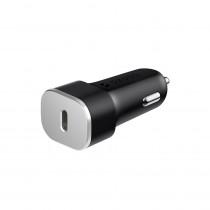АЗУ 1-USB Type-C PD 3.0A, Deppa, Ultra, чёрный