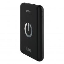 Внешний АКБ 5000 мАч Perfeo PF_B4294, 2 USB, 1A + 2.1A, micro-USB, чёрный