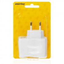 СЗУ 1-USB 2.1А, SmartBuy NOVA SBP-1159, белый