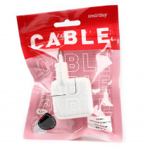СЗУ 1-USB 2.1А, SmartBuy Ultra iCharge SBP-9040, белый