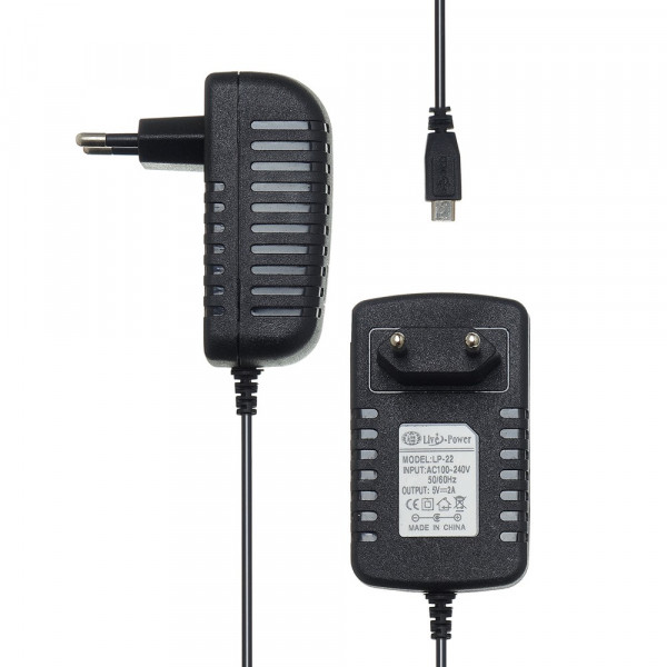 "Блок питания ""Live-Power"" LP- 22 (5V,2A) штекер micro-USB"