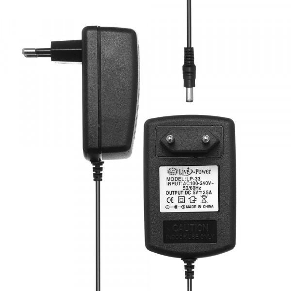 """Блок питания """"Live-Power"""" LP- 33 (5V,2.5A) штекер 5,5*2,5"""